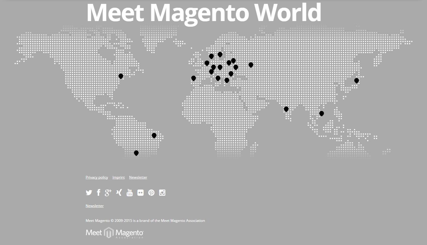 Meet Magento Association Meet Magento Events