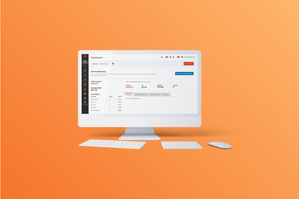 Blog featured image what's Magento?