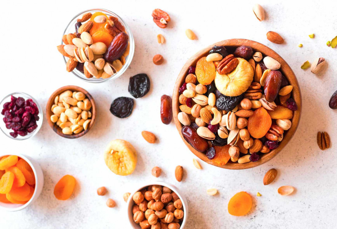 Yupik Various nuts