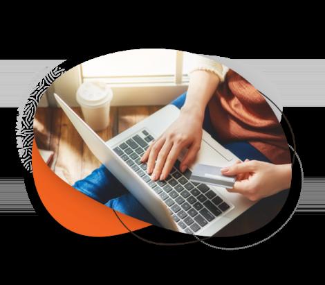 Magento Commerce Laptop Demo
