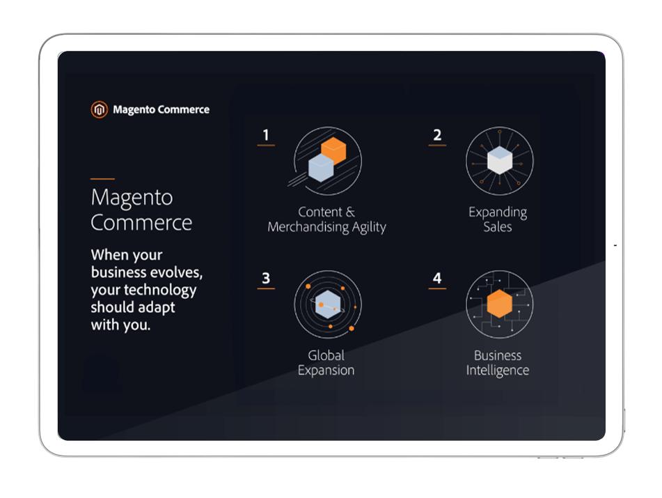 Magento Interactive Demo preview