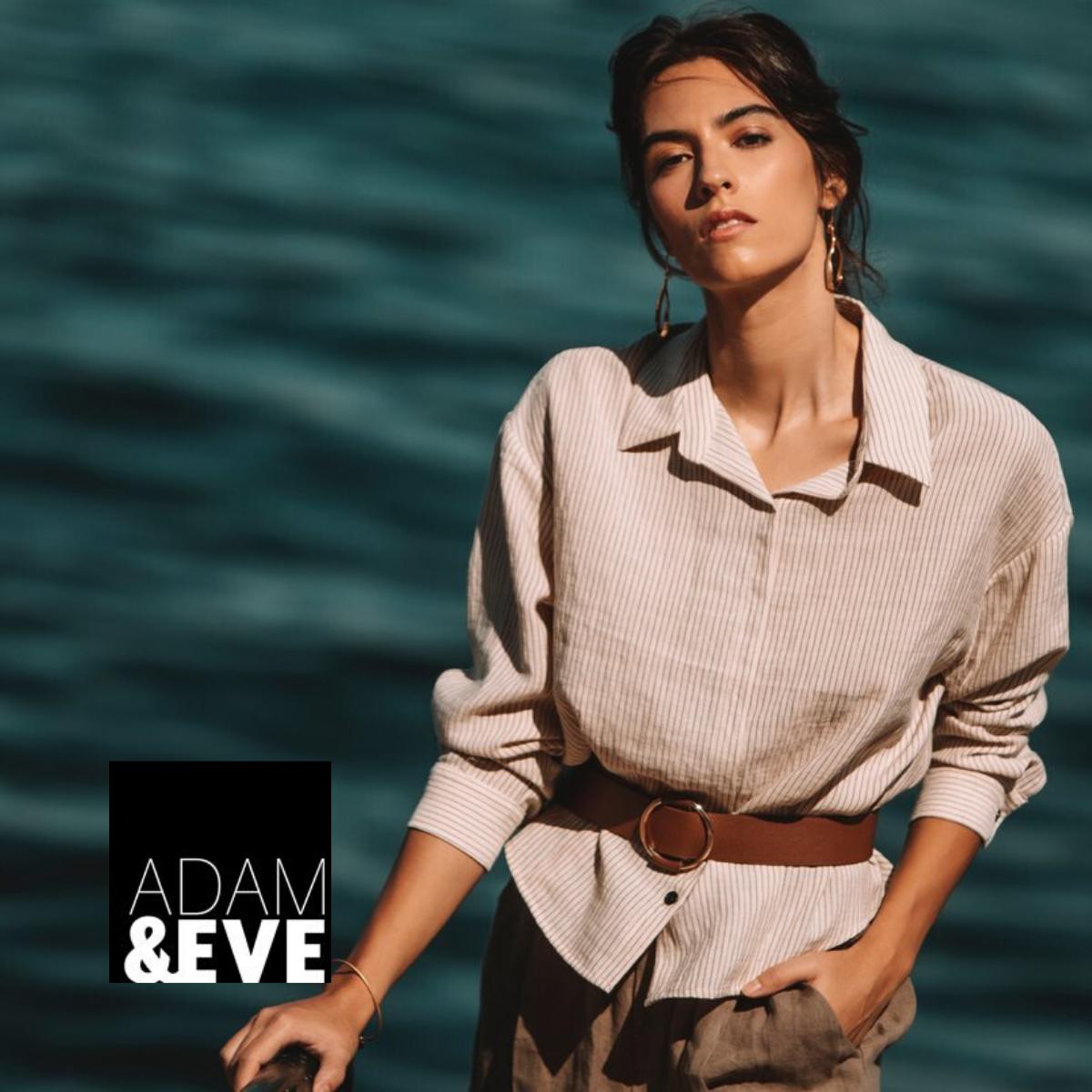 Adam & Ève on Shopify