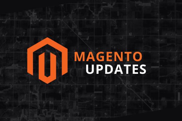 Magento Updates